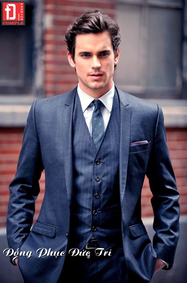 nguyen tac khi mac ao vest 2 - Cách mắc áo vest đẹp cho nam