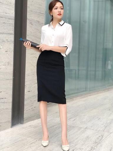 ao dong phuc cong ty dep 11 - May áo đồng phục công ty ở Hà Nội đẹp, uy tín, chất lượng nhất
