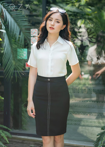 ao dong phuc cong ty dep 12 - May áo đồng phục công ty ở Hà Nội đẹp, uy tín, chất lượng nhất