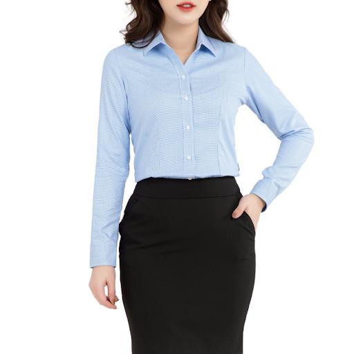ao dong phuc cong ty dep 9 - May áo đồng phục công ty ở Hà Nội đẹp, uy tín, chất lượng nhất