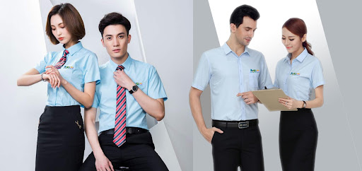 cong ty may dong phuc cong so 2 - Địa chỉ thiết kế, may đồng phục công sở tại hà nội chuyên nghiệp