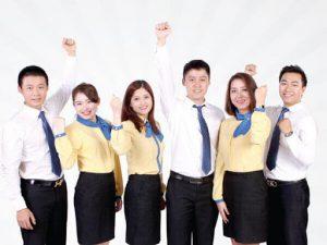 Địa chỉ may đồng phục văn phòng tại Hà Nội uy tín, đẹp, giá rẻ