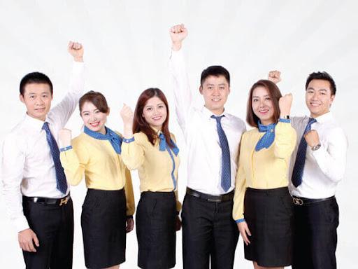 may dong phuc cong ty tai ha noi 4 - Địa chỉ may đồng phục văn phòng tại Hà Nội uy tín, đẹp, giá rẻ