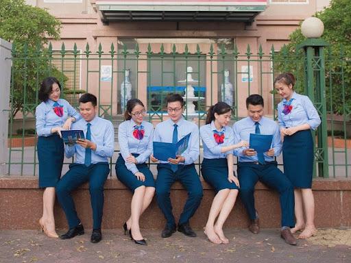 may dong phuc van phong 5 - Đặt may áo đồng phục công ty - 500 mẫu đồng phục công ty đẹp