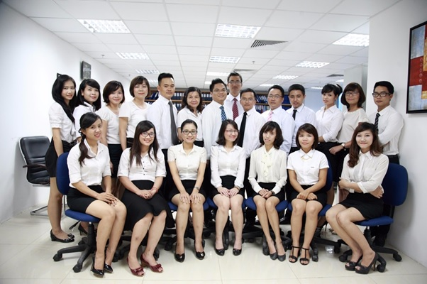 may dong phuc van phong tai ha noi 1 - Địa chỉ may đồng phục văn phòng tại Hà Nội uy tín, đẹp, giá rẻ