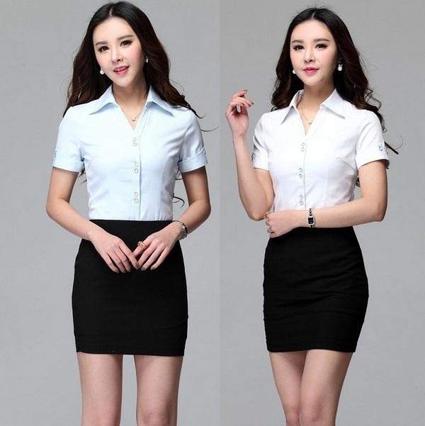 may dong phuc van phong tai ha noi 2 - Địa chỉ may đồng phục văn phòng tại Hà Nội uy tín, đẹp, giá rẻ